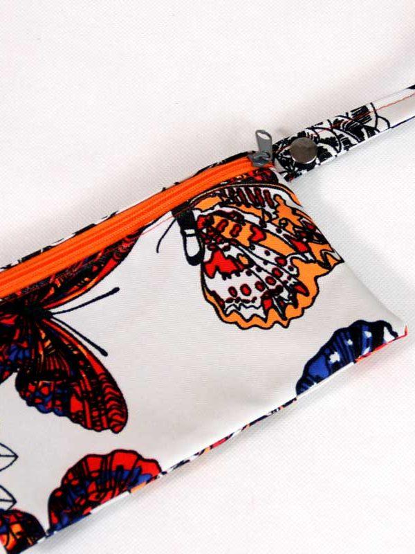saszetka na drobiazgi butterfly motyle