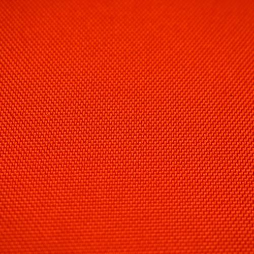 Poliester gładki - pomarańczowy